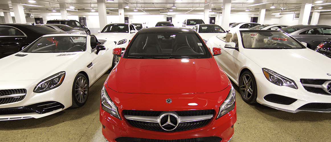 Mercedes-Benz heritage valley parking photo 5