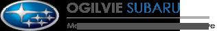 Logo de Ogilvie Subaru, Concessionnaire Subaru à Ottawa