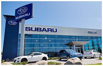Ogilvie Subaru