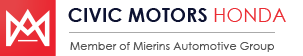Civic Motors Honda Logo