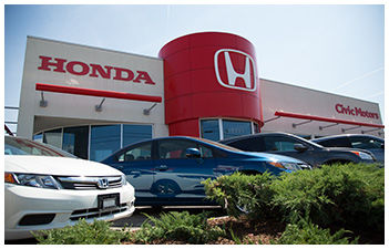 Civic Motors Honda