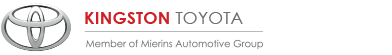 Kingston Toyota Logo