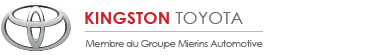 Logo de Kingston Toyota, Concessionnaire Toyota à Kingston