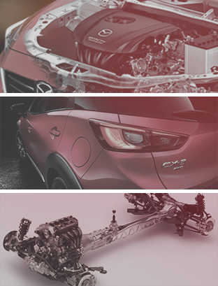 Genuine Mazda Parts and Accessories