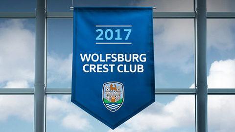 Volkswagen Wolfsburg Crest Club