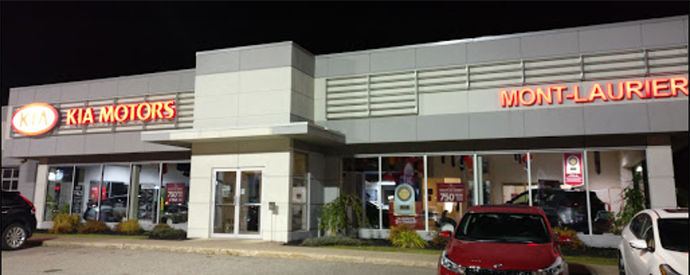 Concessionnaire Kia à Mont-Laurier