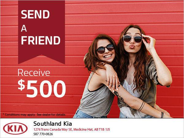 At Southland Kia, we take... | Southland Kia
