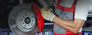 <p>Starting at <span> $49.95</span></p> Brake Inspection