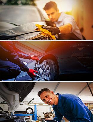 Mazda Parts & Service