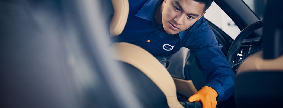Volvo certified technicians know your vehicle inside out and are best equipped for the maintenance and repairs of your Volvo.