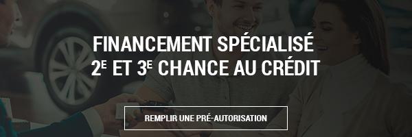Financement spécialisé 2e et 3e chance au crédit chez Groupe Vincent à Shawinigan et Trois-Rivières