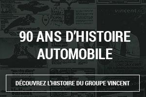 90 ans d'histoire automobile chez {name}