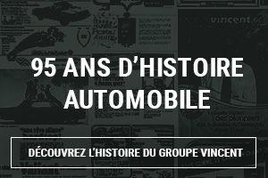 95 ans d'histoire automobile chez {name}