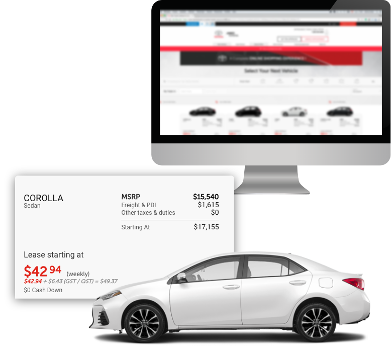 Configure Your New Toyota