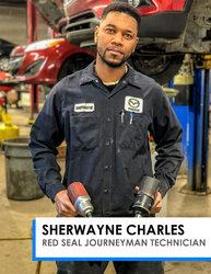 Sherwayne Charles