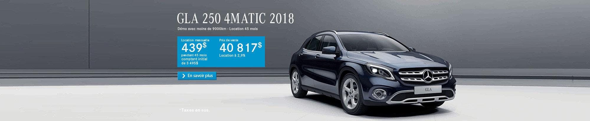 GLA 250 2018 - web