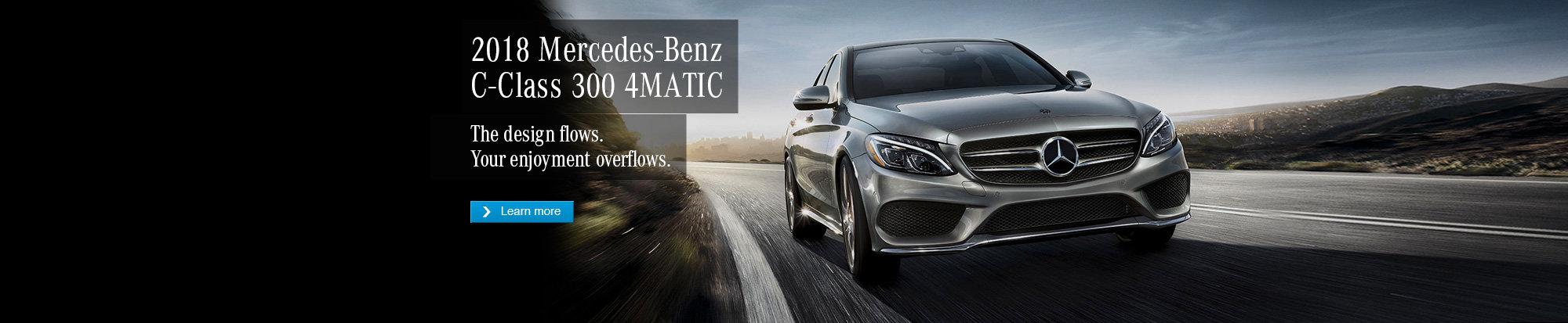 Démos Mercedes -Benz C-Class 300 4MATIC