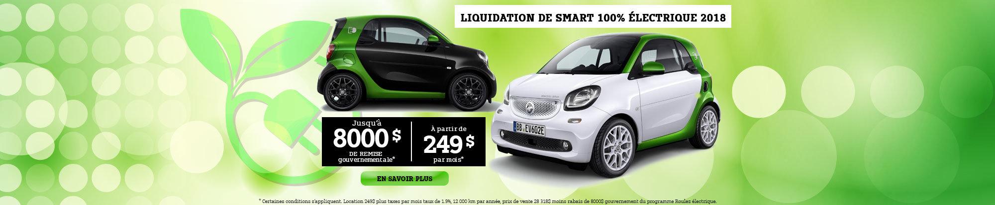 Liquidation de Smart électrique 2018 - web