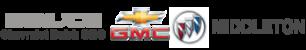 Bruce Chevrolet Buick GMC Middleton Logo