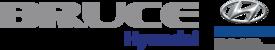 Bruce Hyundai Logo