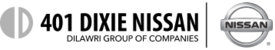 401 Dixie Nissan Logo