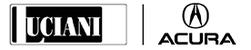 Luciani Acura Logo