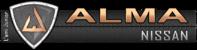 Alma Nissan Logo
