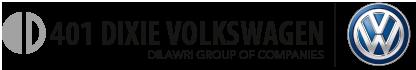 401 Dixie Volkswagen Logo