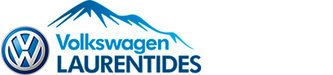 Logo de Volkswagen Laurentides