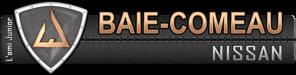 Logo de Baie-Comeau Nissan
