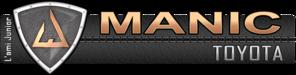 Logo de Manic Toyota