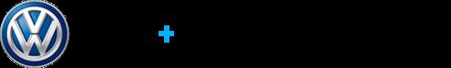 Town + Country Volkswagen Logo