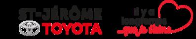 Logo de St-Jérôme Toyota