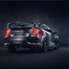 La Honda Civic Type R 2017 s'approche à grand pas