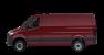 2019  Sprinter Cargo Van 3500XD 4X4