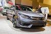 Salon de l'Auto d'Ottawa : Honda Civic 2016