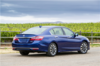 2017 Honda Accord Hybrid: back with more punch in Ottawa, Ontario