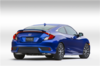 The 2017 Honda Civic Coupe makes the road more enjoyable
