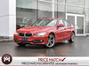 BMW 320i SPORT, AWD, LEATHER 2014