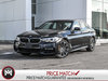 BMW 530I HEADS UP, NAV, AWD 2018