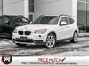 2013 BMW X1 PREMIUM, SUNROOF, AWD
