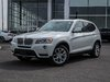 BMW X3 PREMIUM, AWD, SUNROOF 2014