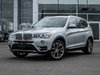 BMW X3 ENHANCED, AWD, NAV 2016