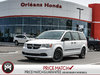 2016 Dodge Grand Caravan Canada Value Package accident free one owner trade in