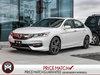 2017 Honda Accord Sedan Sport-CVT APPLE CARPLAY,BLUETOOTH,HEATED SEATS SPORT PKG -EXTENDED WARRANTY TO APR 2021