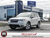 2016 Subaru Forester Touring   SUNROOF CAMERA  HEATED SEATS