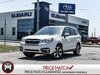2018 Subaru Forester TOURING PACKAGE ! LARGE ROOF REVERSE CAMERA
