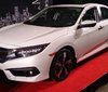 The 2016 Honda Civic is the Canadian Car of the Year
