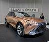 Lexus LF-1 Limitless shines in Detroit debut