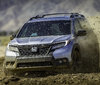 The 2019 Honda Passport unveiled in Los Angeles
